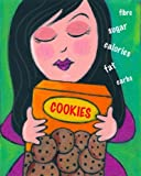A Woman Reading the Nutritional Information on a Box of Cookies - 24