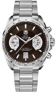 Tag Heuer Grand Carrera Mens Watch CAV511E.BA0902 Wrist Watch (Wristwatch)