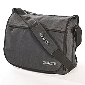 buy best large men 39 s messenger diaper bag for dads moms and dads love the cool filberry unisex. Black Bedroom Furniture Sets. Home Design Ideas