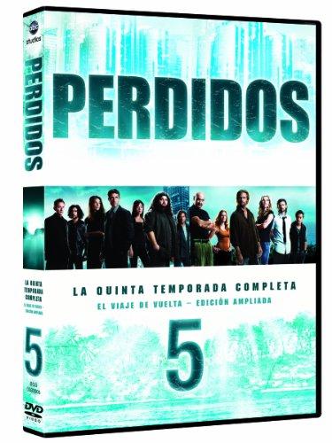 Perdidos - Temporada 5 [DVD]