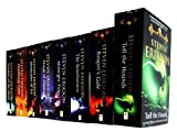 Steven Erikson Steven Erikson 8 Books Collection Set (Vol. 1-8) RRP £71.92 (The Malazan Book of the Fallen) (Toll the Hounds, Reaper's Gale, The Bonehunters, Midnight Tides, House of Chains, Memories of Ice, Deadhouse Gate, Garden of the Moon)
