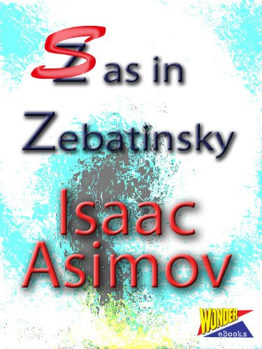 S as in Zebatinsky cover