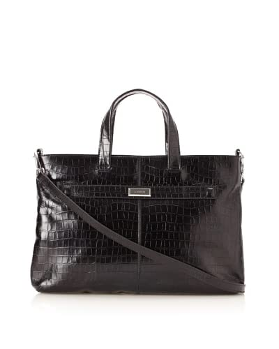 LODIS Women's Dolce Evelyn Croc Tote
