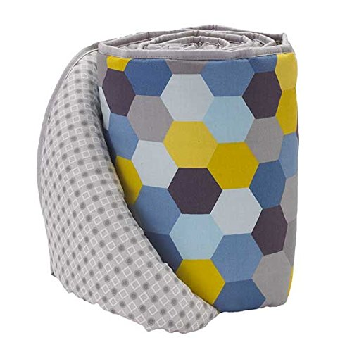Lolli Living Woods Bumper, Hexagon