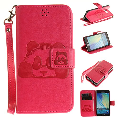 ecoway-panda-embossed-pattern-pu-leather-stand-function-protective-cases-covers-with-card-slot-holde