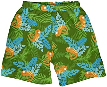 i play. Baby-Boys Infant Ultimate Swim Diaper Trunks-Classic, Olive, 2-3 Years