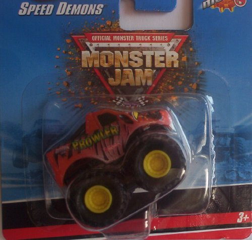 Hot Wheels Monster Jam PROWLER Speed Demons Collectible Truck