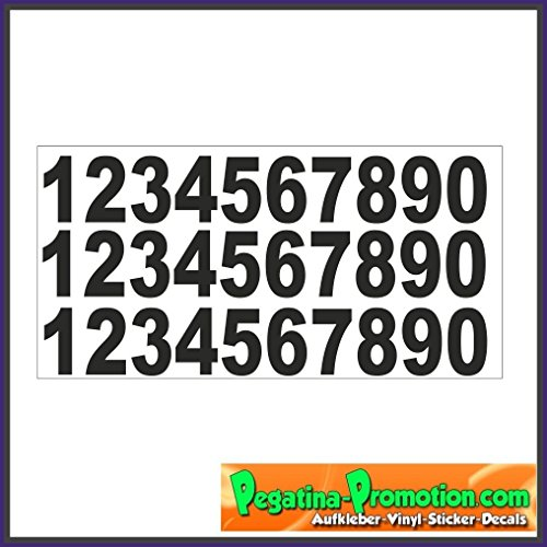 30-numero-de-la-maisonhouse-number10-cm-autocollant-vinyle-decalque-sticker-pegatina-voituretuilesti
