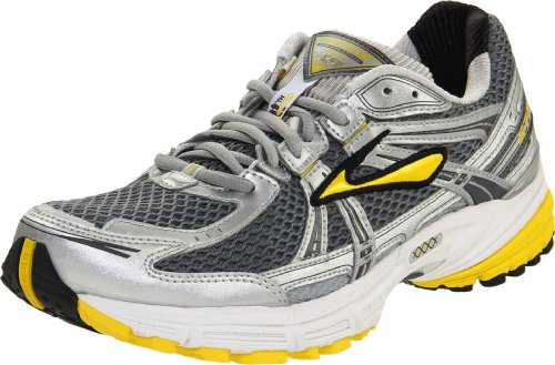 Brooks Men's Adrenaline Gts 11 M Primer Grey/Shadow/Empire/Silver/Black Trainer 1100881D798 7 UK, 8 US