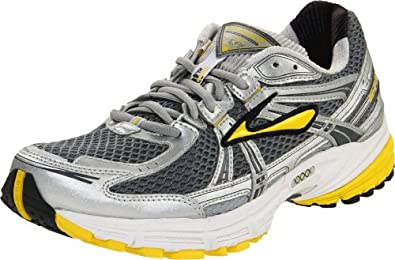 Brooks Men's Adrenaline Gts 11 Running Shoe,Primer Grey/Shadow/Empire/Silver/Black,10 D US