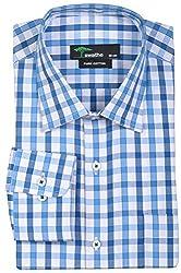 SWATHE Men's Formal Shirt (5819-*-40, Multi-Coloured)