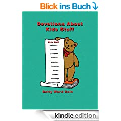 Devotions About Kids Stuff (English Edition)