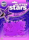 The Original Glowstars Company Glitter Stars Pink