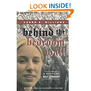 behind the bedroom wall historical fiction for young