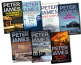 Peter James Peter James Roy Grace Novel 7 Books Collection Pack Set RRP: £54.93 (Dead Man's Grip, Dead Like You, Dead Simple, Dead Tomorrow, Looking Good Dead, Not Dead Enough , Dead Man's Footsteps)