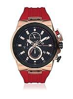 Sergio Tacchini Reloj de cuarzo Man Rojo 57 mm