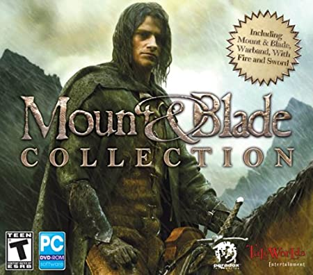 Mount and Blade Collection Jewel Case