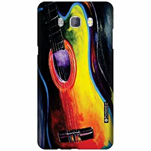 Printland Designer Back Cover for Samsung Galaxy On8 - Colorful Case Cover