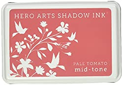 Hero Arts Shadow Inks-Pale Tomato