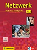 Netzwerk A1: Deutsch als Fremdsprache. Kurs- und Arbeitsbuch mit DVD und 2 Audio-CDs, Teil 2
