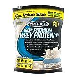 Muscletech 5lb 100% Premium Whey Protein Plus - Vanilla