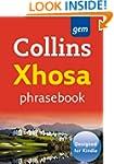 Xhosa Phrasebook (Collins Gem)