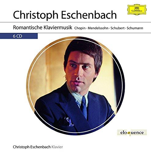 Christoph Eschenbach - Eloq: Romantische Klaviermusik - Chopin Mendelssoh (Boxed Set, 6PC)