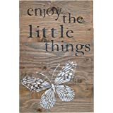 In A Word Enjoy the little things