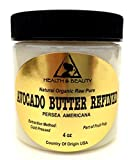 Avocado Butter Ultra Refined Organic Natural Raw Prime Fresh 100% Pure 4 Oz