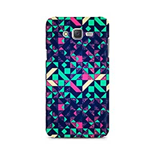 Ebby Abstract Wookmark Premium Printed Case For Samsung J3 2016
