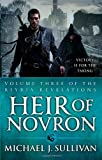 Michael J Sullivan Heir Of Novron: The Riyria Revelations