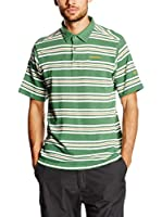 Craghoppers Polo Creston (Verde / Blanco)