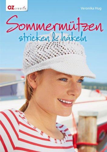 Speichern Sommermützen stricken & häkeln