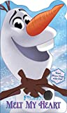 Disney Frozen Melt My Heart: Share Hugs with Olaf! (Hugs Book)