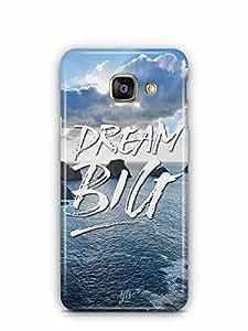 YuBingo Dream BIG Designer Mobile Case Back Cover for Samsung Galaxy A3 2016