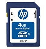 HP 4 GB Flash Memory Card L1878A#707-AZ (Amazon Frustration-Free Packaging) ....