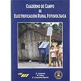 Cuaderno de campo de electrificacion rural fotovoltaica