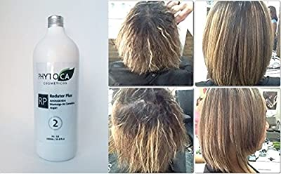 PhytoCa Brazilian Keratin Hair Straightening Treatment PROFESSIONAL 1000ml/33.8 fl.oz