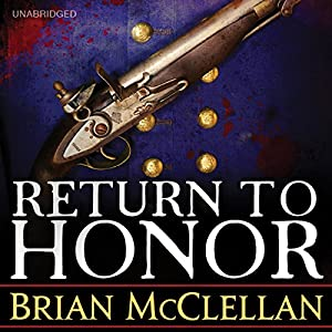 Return to Honor Audiobook