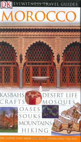 DK Eyewitness Travel Guide to Morocco