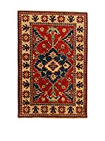 Design Community By Loomier Alfombra Ozbeki Ghazni Gold (Multicolor)