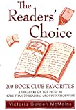 The Readers' Choice: 200 Book Club Favorites