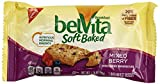 Belvita Soft Baked Breakfast Biscuits, Mixed Berry, 8.8 Ounce