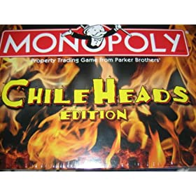 Monopoly Chile Heads