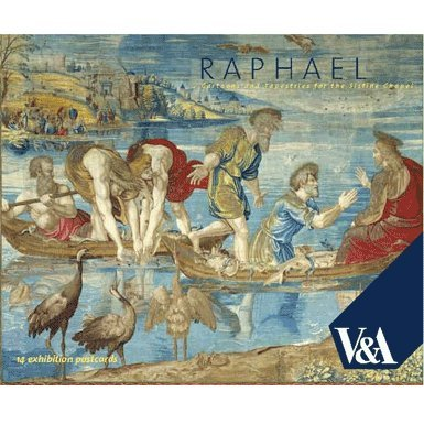 Raphael Postcard Book