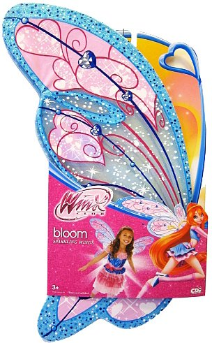 Winx Club Bloom Sparkling Wings