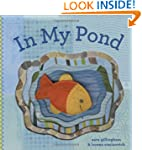 In My Pond: Finger Puppet Book