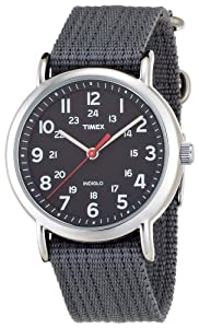 Timex Weekender Watch - Mens - grey, adjustable