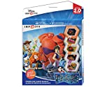 Disney Infinity 2.0 Power Disc Album Bundle (5 Bonus Disneyland Themed Discs)