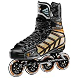 Tour Hockey 2013 Adult's Fish BoneLite 750 Inline Hockey Skates - 93BL by Tour Hockey